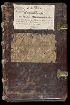 Copiale (Urkundenverzeichnis) des Klosters Marienmuenster